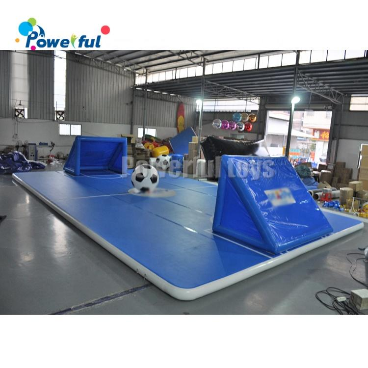 Ready to ship large inflatable air track mattress for gymnastics