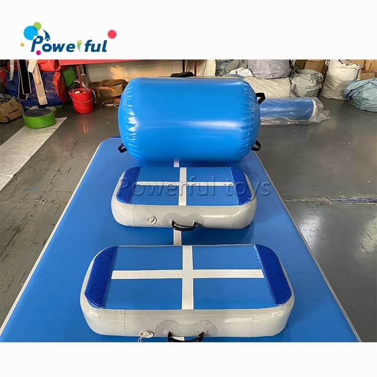 Beautiful inflatable gymnastics air mat/track