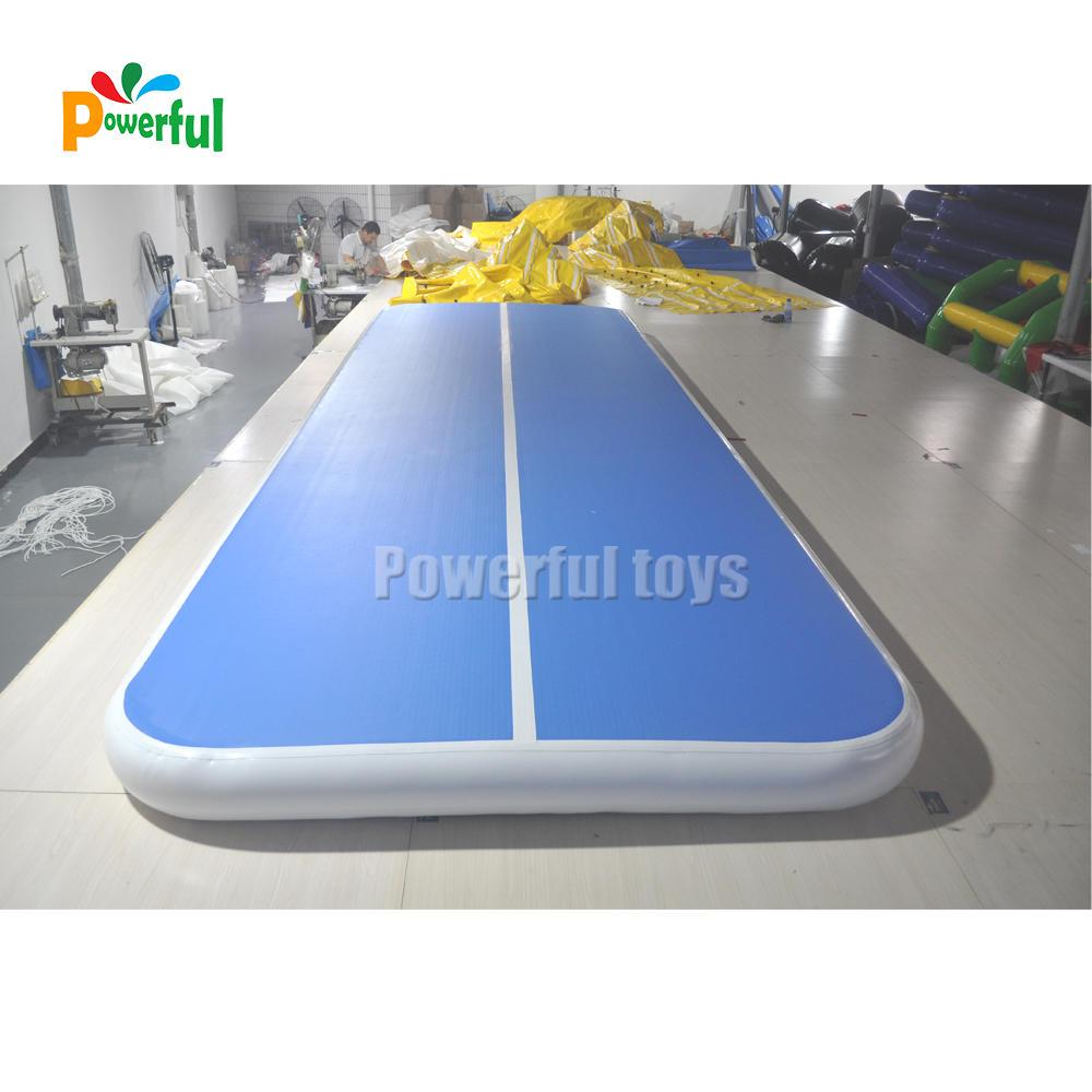 DWF gymnastics mats inflatable air track