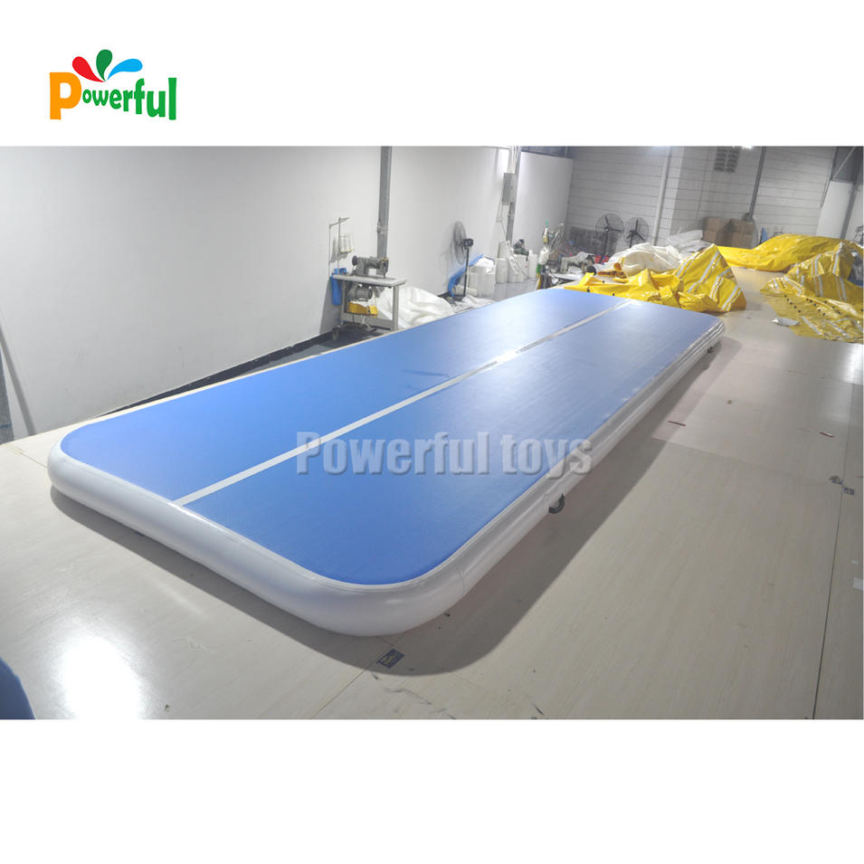 DWF gymnastics mats inflatable air track