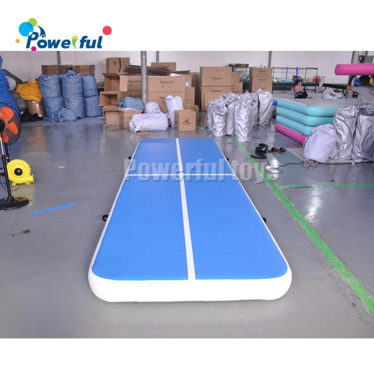 Wholesale airtrack 5m airtrack gymnastic tumbling mat