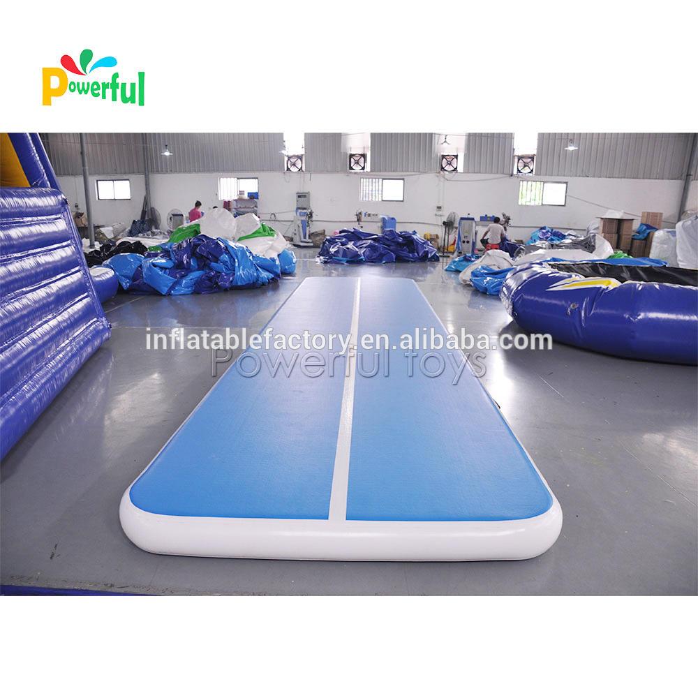 Gymnastics matstumbling mat inflatable air track