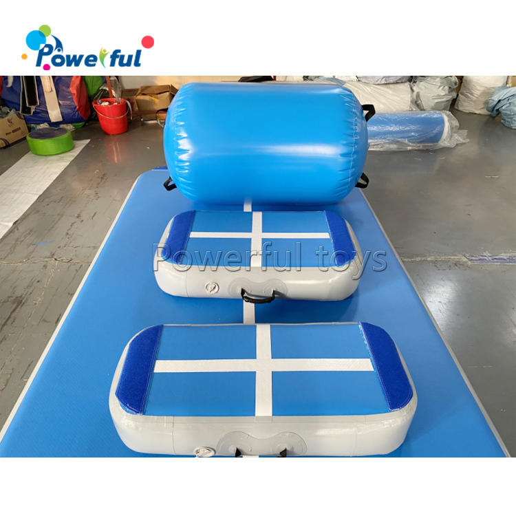 Cheap inflatable air track tumbling for sale air track gymnastics