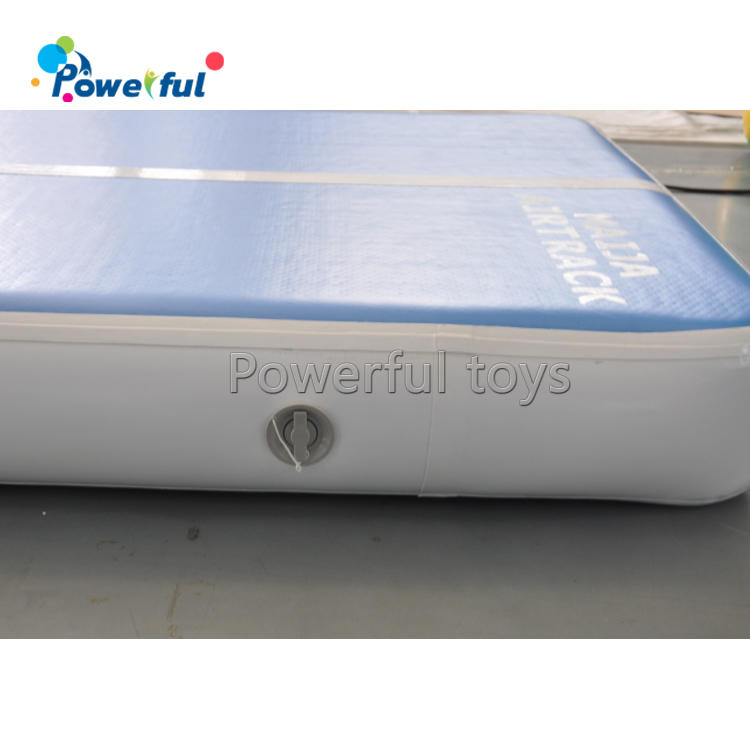 Gym 5m air tumble track inflatable airtrack mat
