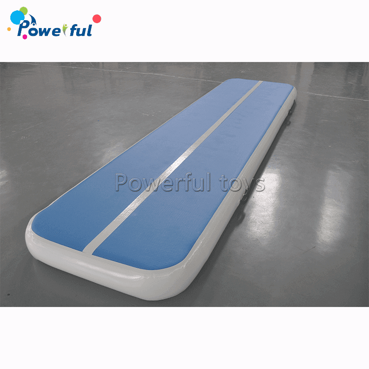 Ready to ship4m Best Air Track Floor Air Mat For Tumbling