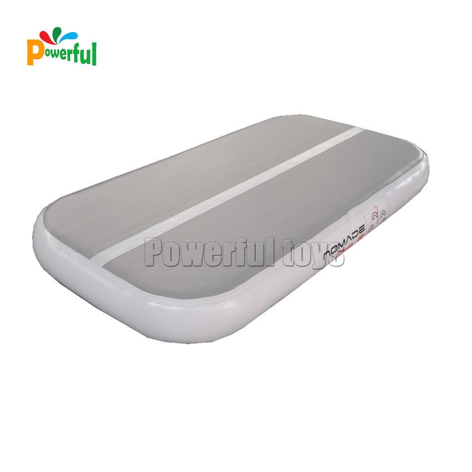 Customized inflatable gymnastics tumbling mat air track foor mats