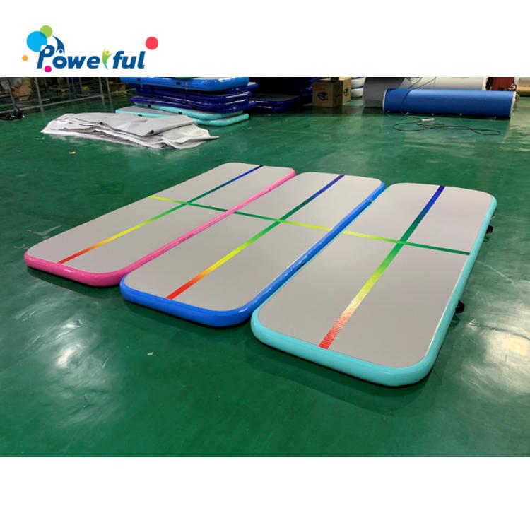 Gymnastics tumbling air track inflatable cheap 3m air tracks