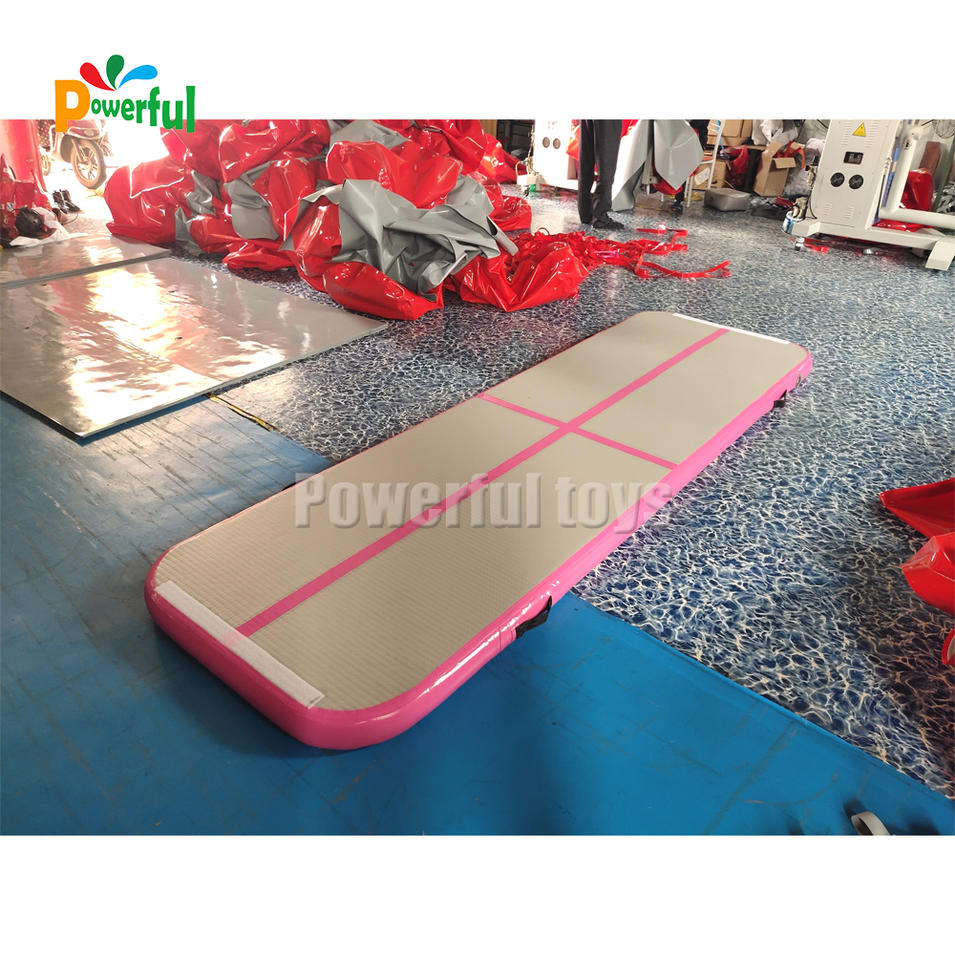 3m inflatable air track gymnastics air tumbling track