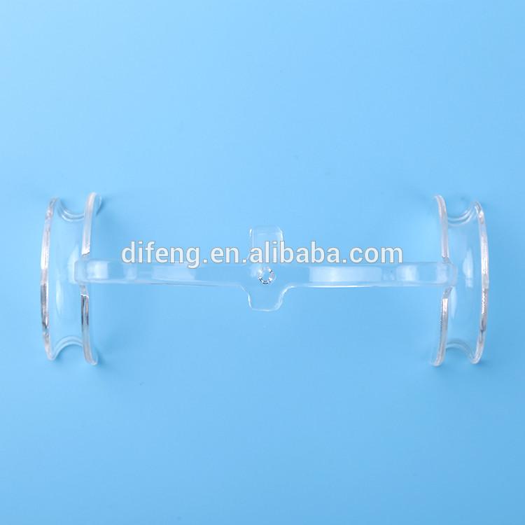 clear dental lip retractor for teeth whitening treatment