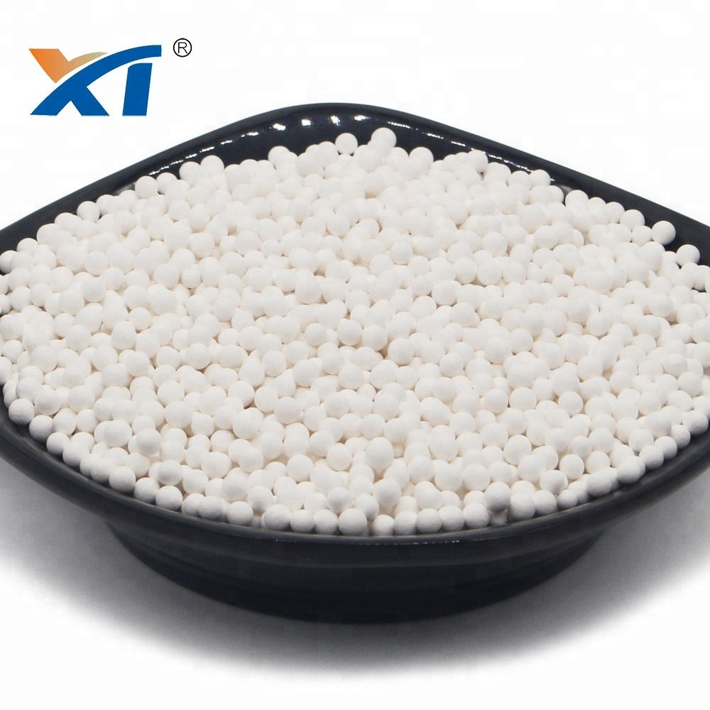 High Purity Gamma Silica Activated Alumina Based Catalyst Moisture Desiccant