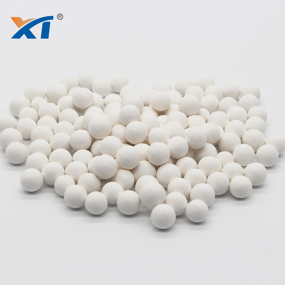 XINTAO activated alumina desiccant msds as regenerator balls white activated alumina ball