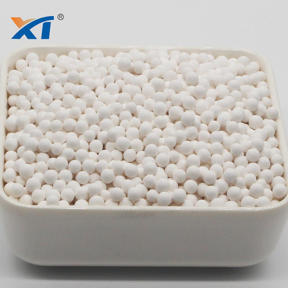 3-5mm Activated aluminum oxide desiccant