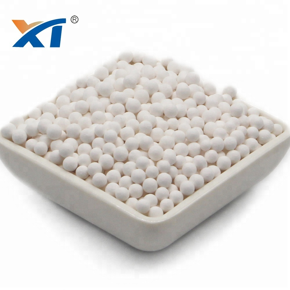 1/8'' 1/4'' air drying activated alumina for co2 removal