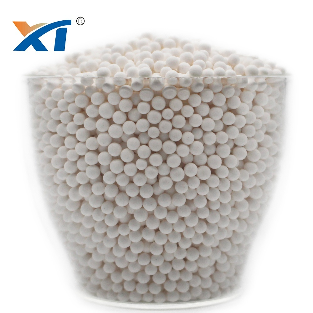 Fluorine Treatment for H2O2 Silica Activated Alumina Based Catalyst activated alumina desiccant