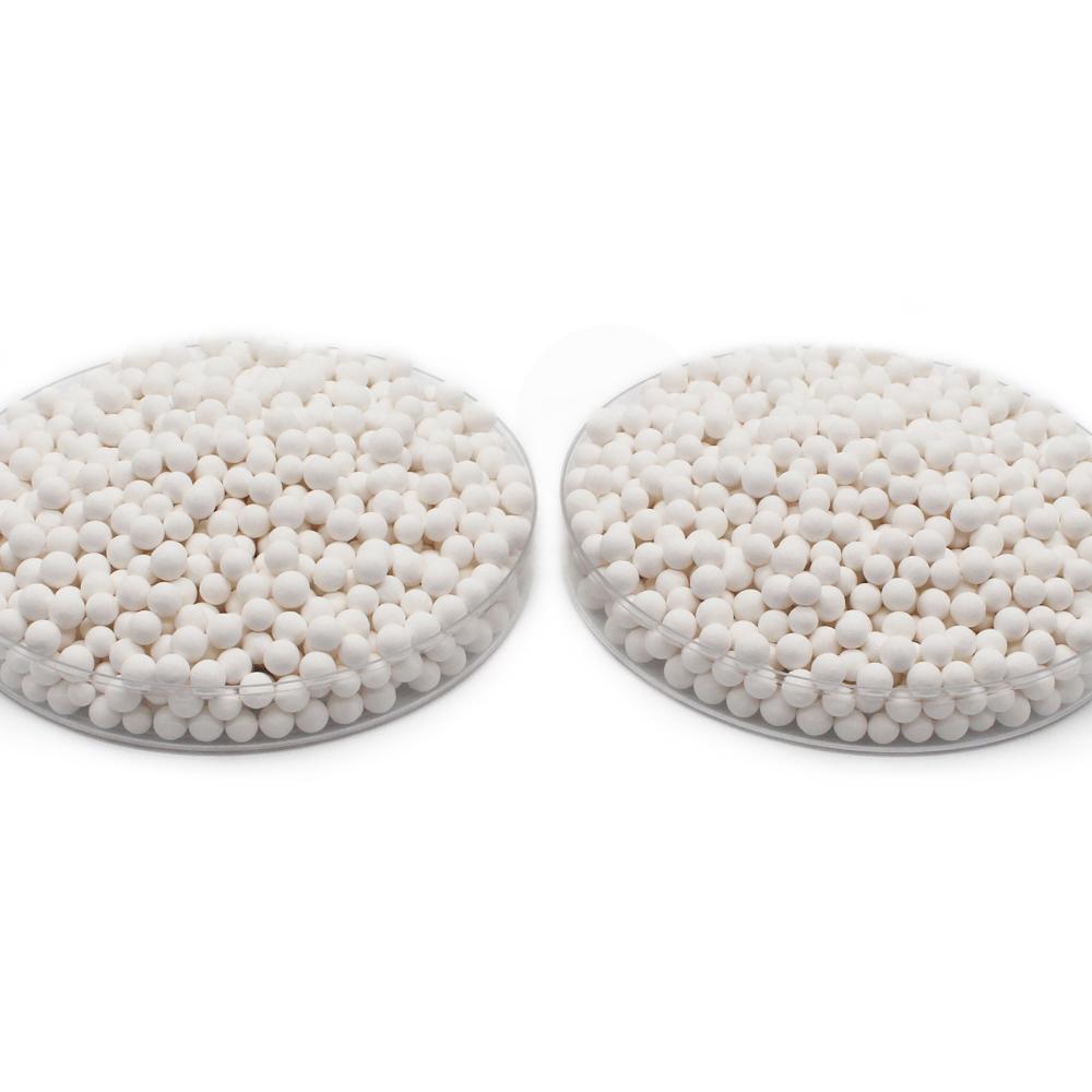 Catalyst 3-4mm 99% gamma activated alumina ball