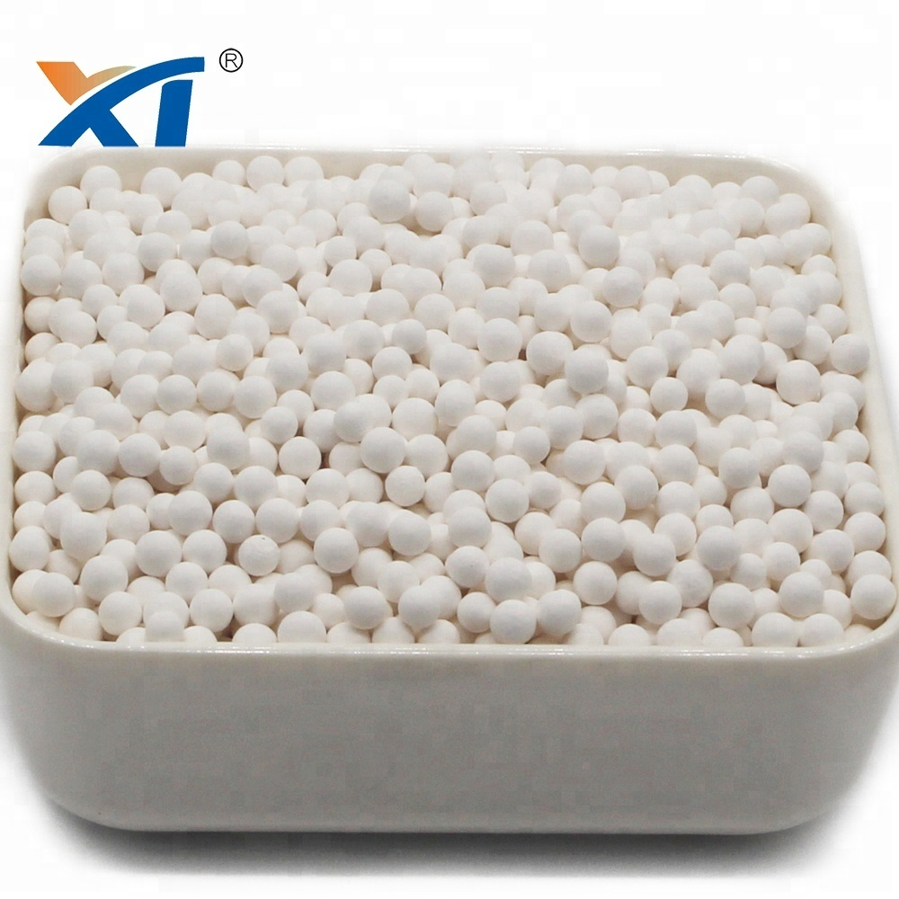 3-5mm Activated aluminum oxide desiccant