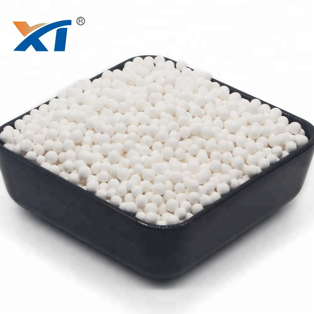 Claus Catalyst Activated Alumina Ball Desiccant Air Dryer