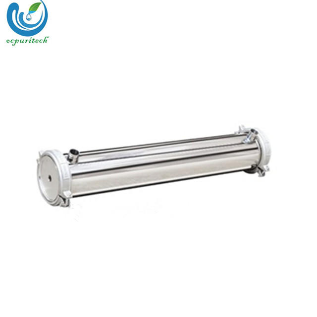 8 inch stainless steel pressure vessel ro membrane housing