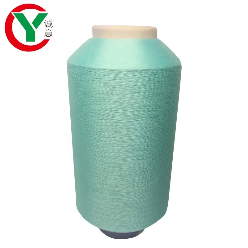 Chinese Polyester DTY Shoes knitting Glow Yarn