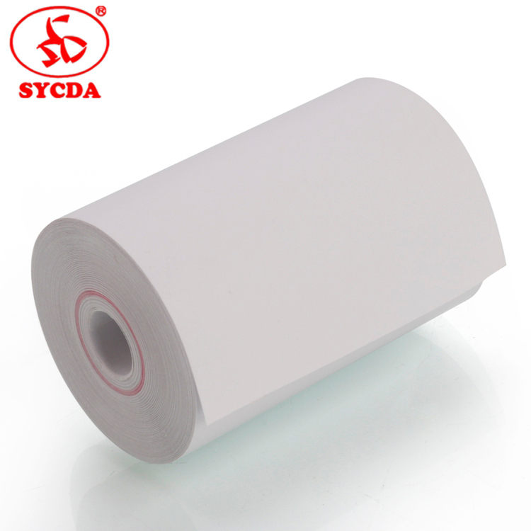Register Paper Thermal Paper Rolls Without Core 57mm 80mm