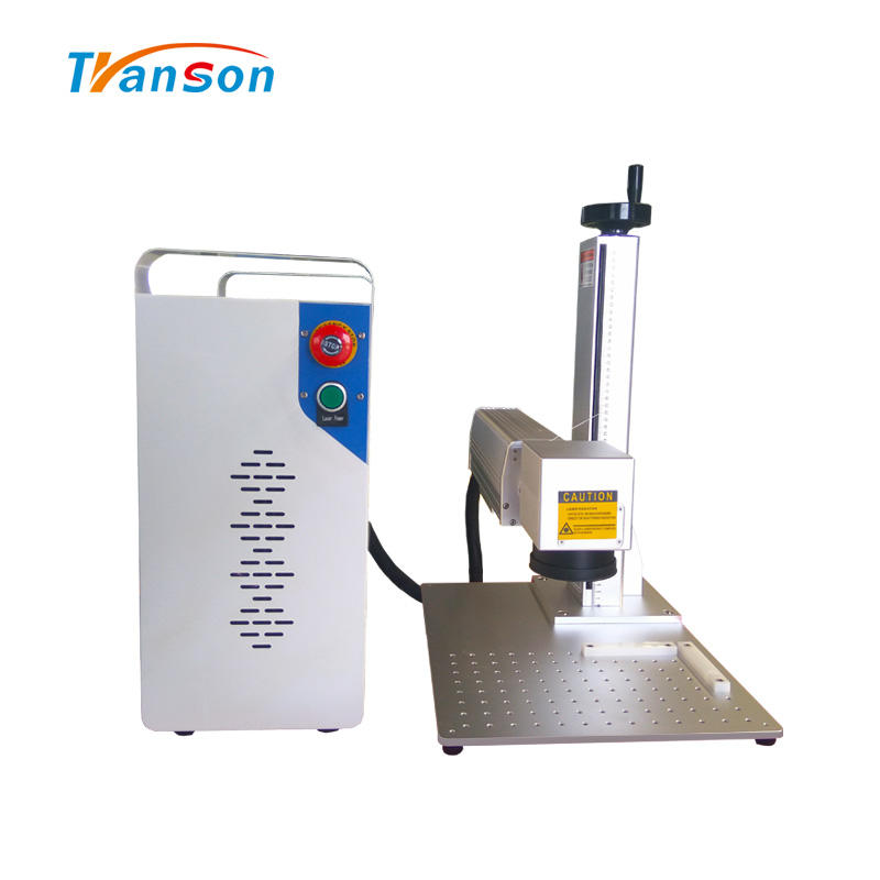 Hot Sale 20w Mini Fiber Laser Marking And Engraving Machine For Jewelry