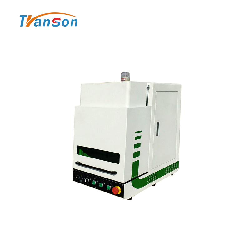 Small Closed Laser EngraverFiberLaser Marking Machine