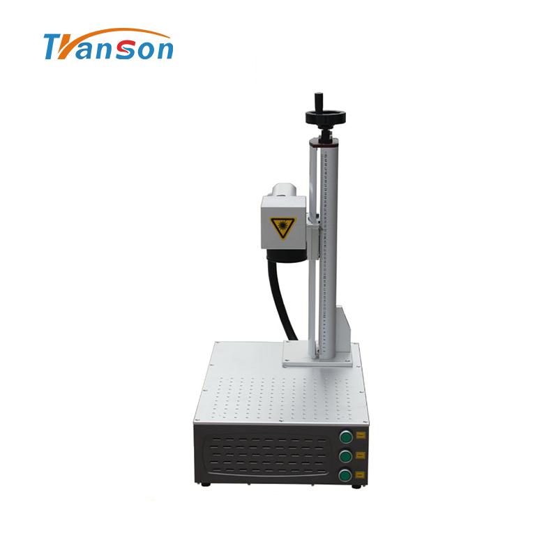 Hot Sale Mini Fiber LaserMachine Marking Machine