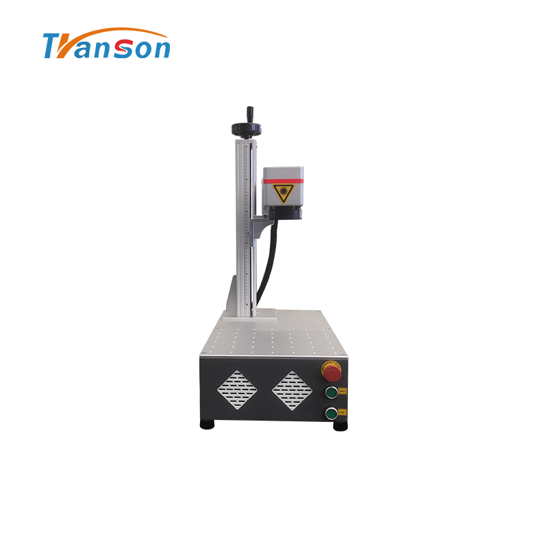 Affordable High Power 50W Fiber laser Marking Machine Mini Type