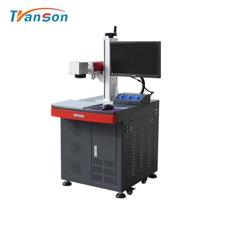 Iron Copper Gold Silver Laser Marking Machine (distributor wanted)