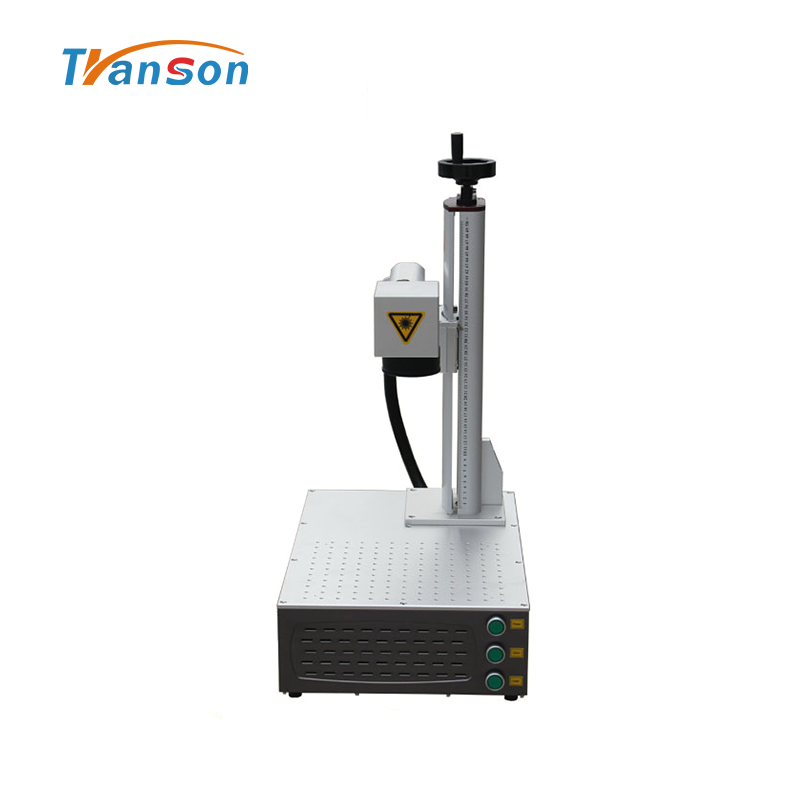 Transon Best Mini Fiber LaserMachine Marking Machine For Metal