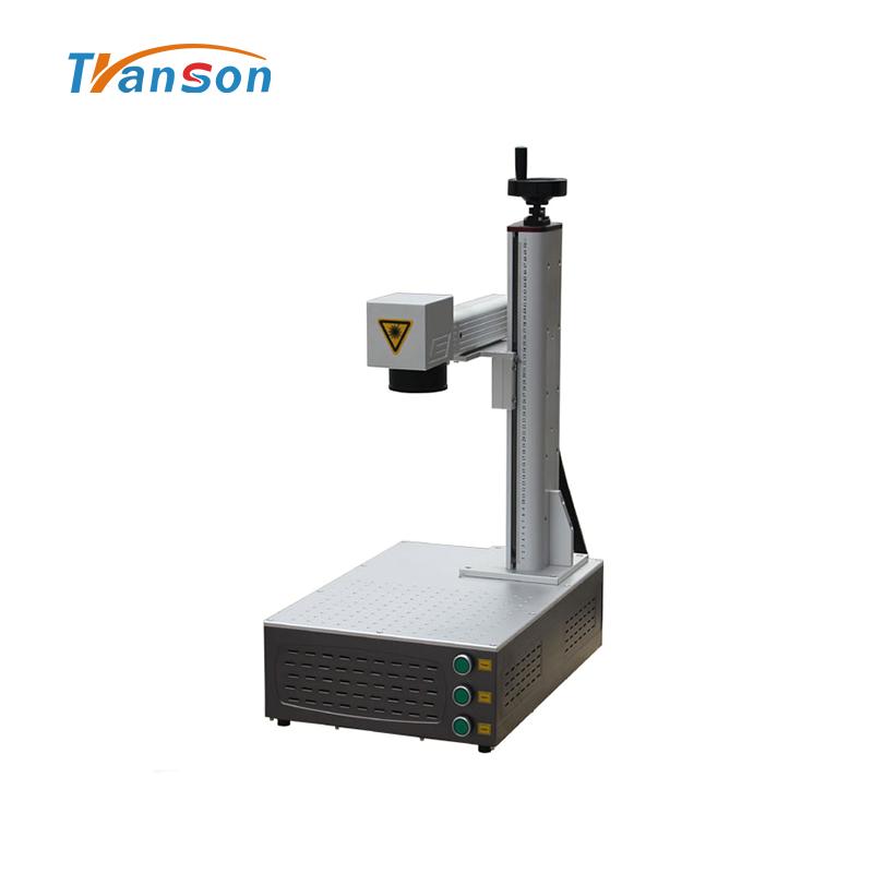 JPT M6 Series Mpoa Mini Fiber LaserMachine Marking PrintingFor Metal