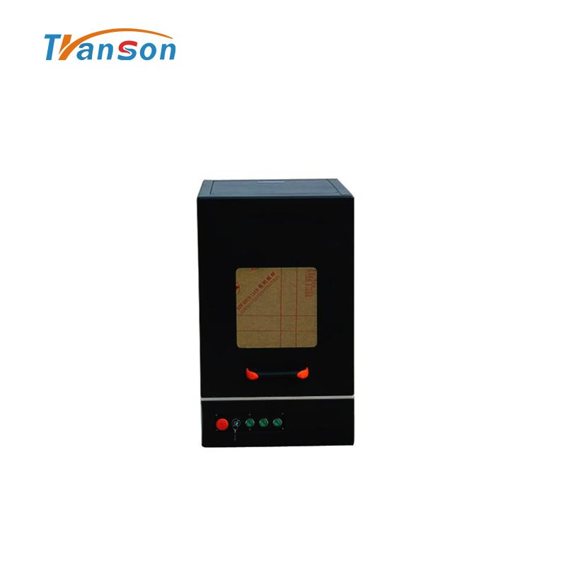 20W mini Closed fiber marking machine for metal