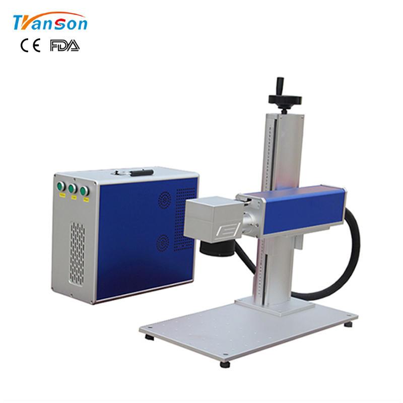 30w IPG Fiber Laser Marking Machine For Metal