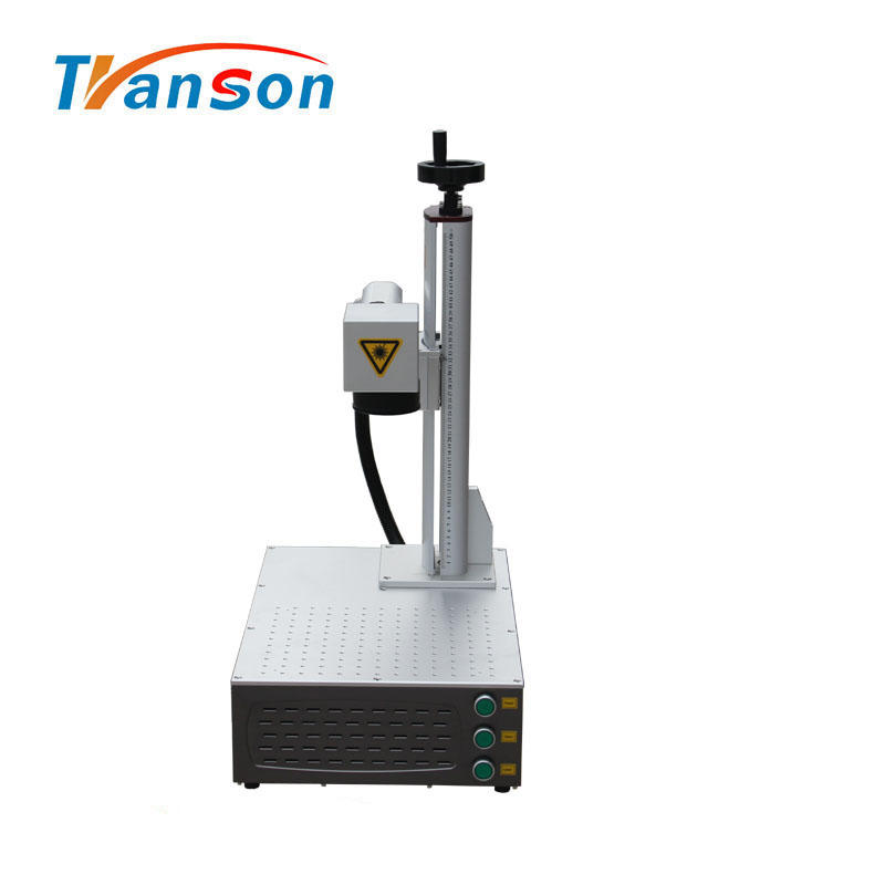 20w Super Mini Mopa Laser Marking Machine For Metals Colorful Mark on Stainless Steel