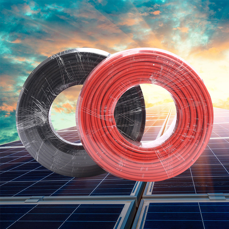 2020 Guangdong cable factory 8 awg xlpe solar cable DC PV xlpe solar cable 240mm for sale