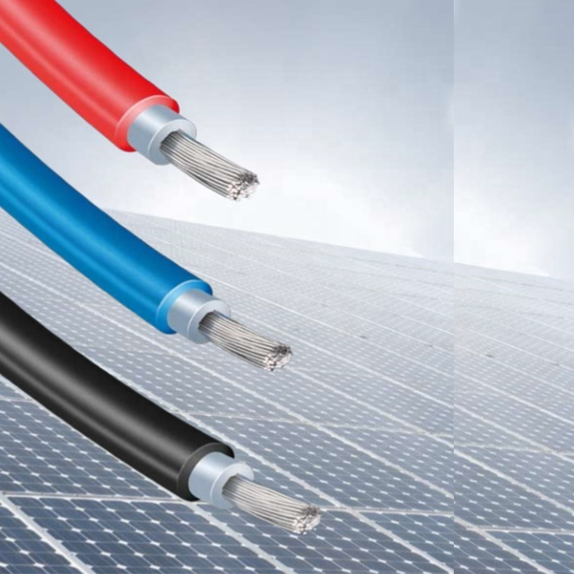 Cable manufacturer low voltage cable to solar panel cables to solar energy systems solar ground cable