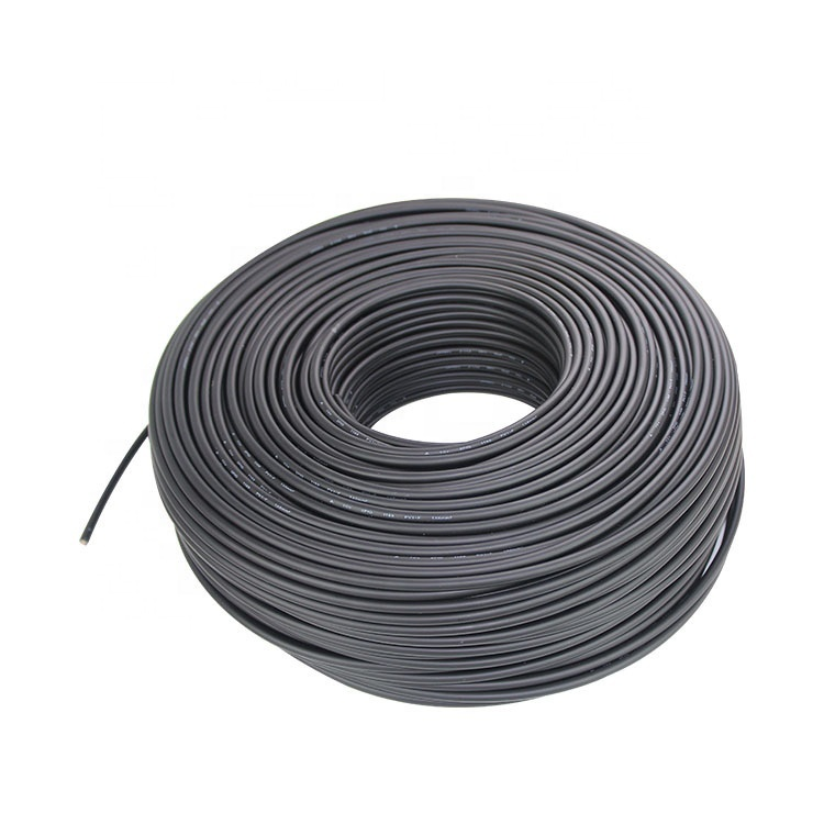 Guangdong cable factory manufactured TUV certificated 2.5mm24mm26mm210mm2 solar cable wire