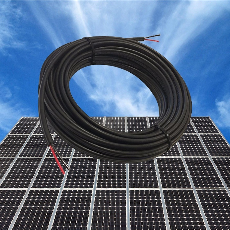 Cable supplier 600V 16 mm2 solar dc pv cable hot sale products solar cablefor solar system