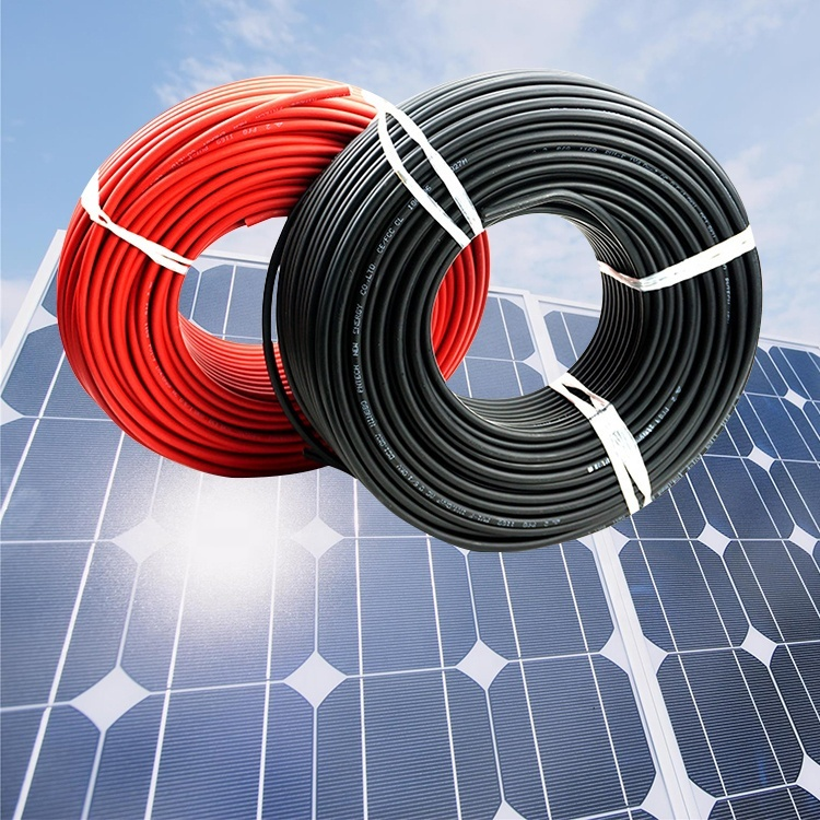 Best quality Solar PV electric ray solar cable electronic cable wire power cable technology