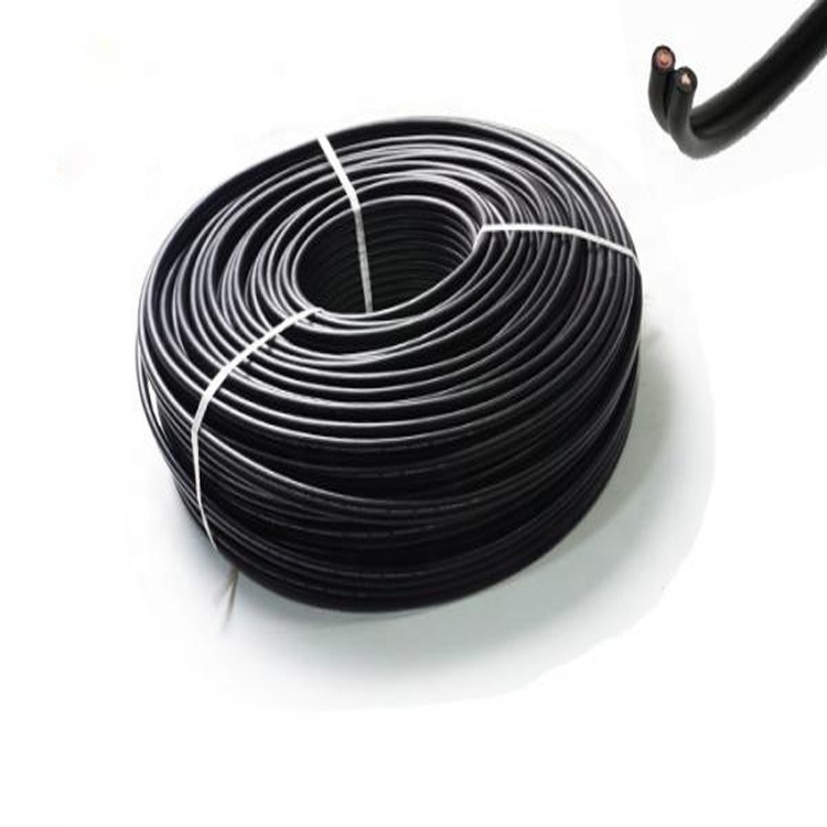 Free charge of sample 6mm Red black Solar Cable 1800V DC solar cable Rated PV Panel Wire Sold by 1 Meter