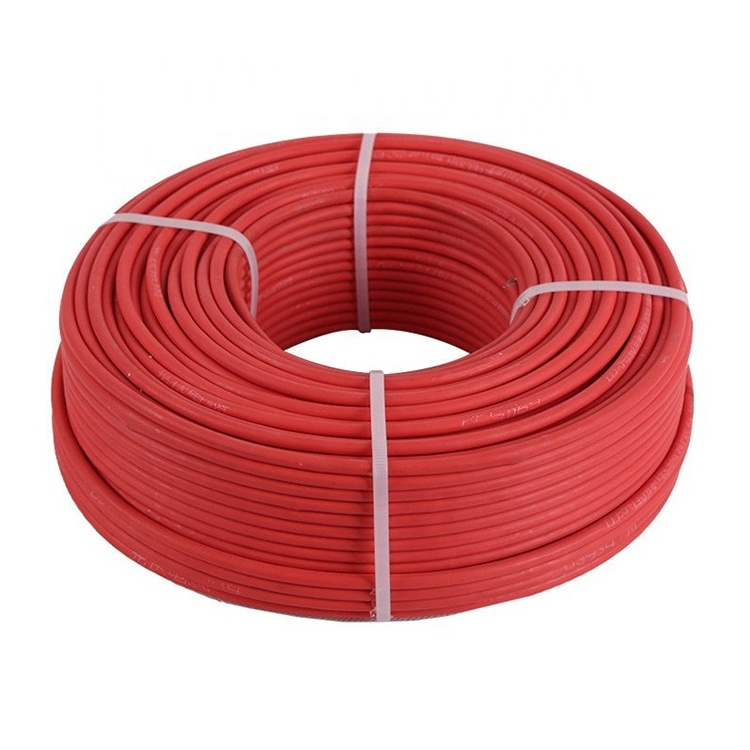 Guangdong cable manufactory Multi-cores resistant flexible DC PV solar cable wire for promotions
