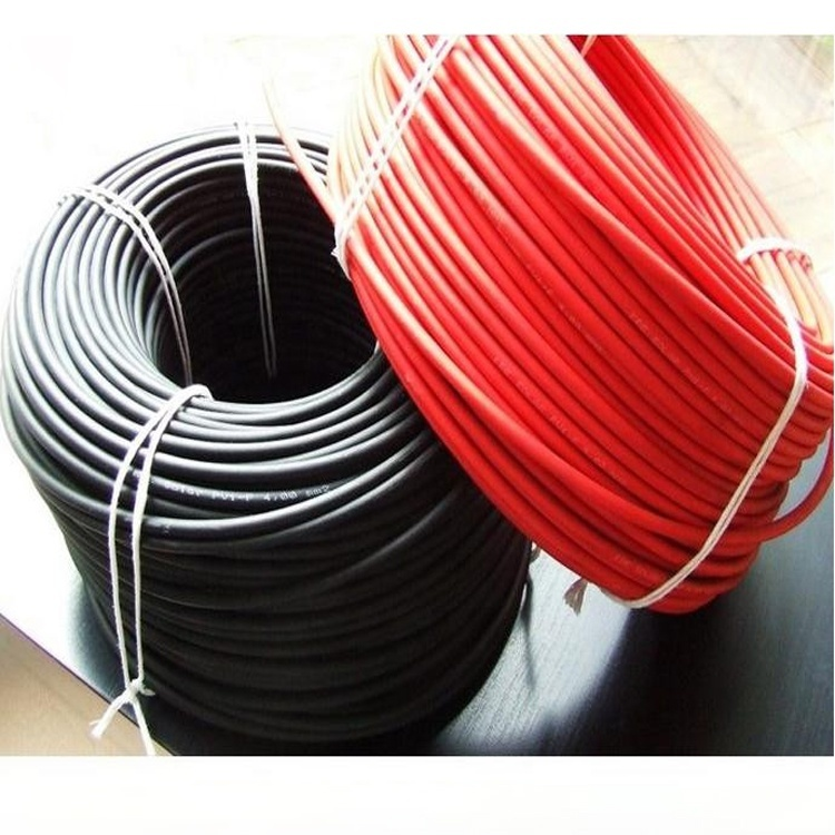 Guangdong cablefactory 120mm2 solarInsulated cable solar pv wire copper abc cable for sale