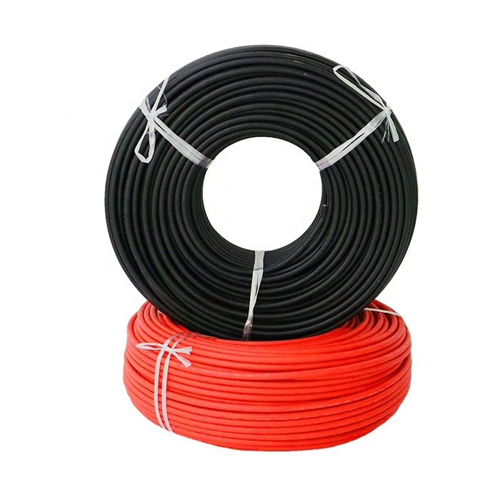 Online Shop China Types Guangdong cable factory solar cable wire solar cable 2.5mm2 4mm2 6mm2 10mm2 16mm2