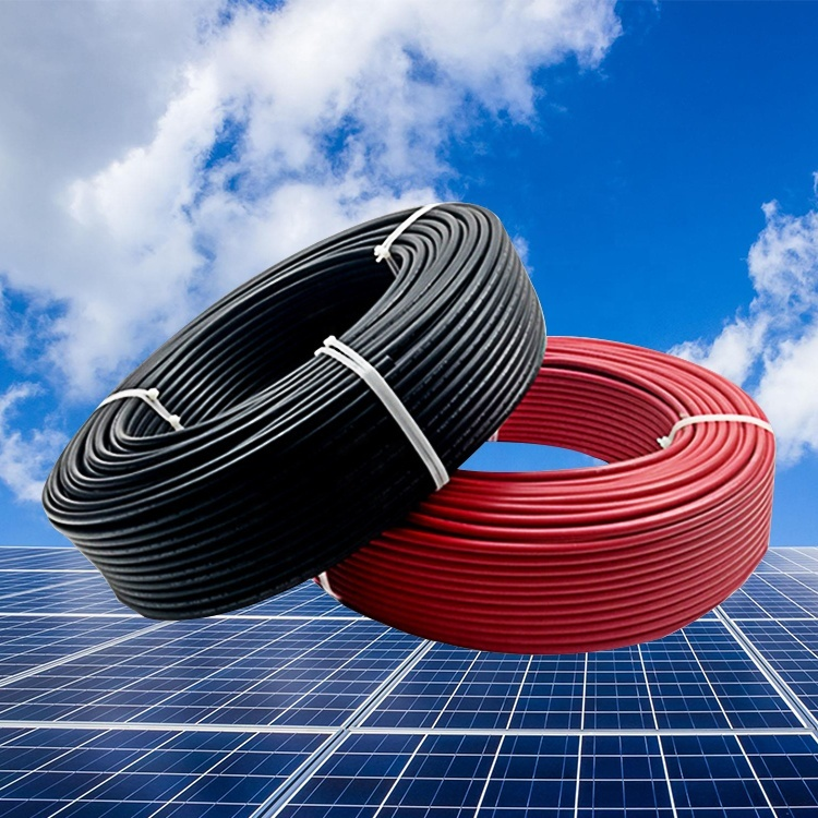 Power solar cable 2020 Guangdong cable factoryDC power solar cable for solar panel