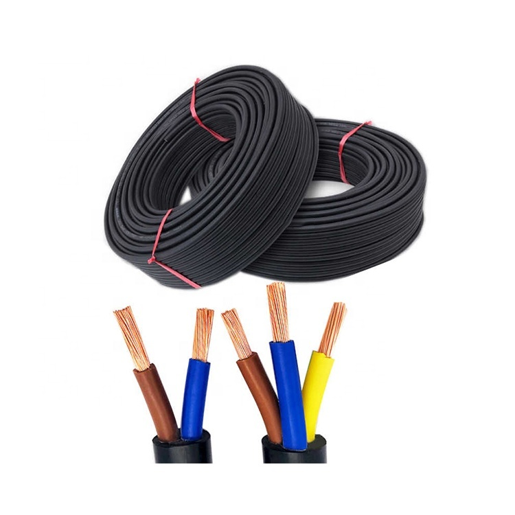 2020 CE TUV certificated pv1f twin PVC solar cable 2 core shielded twisted pair cable for sale