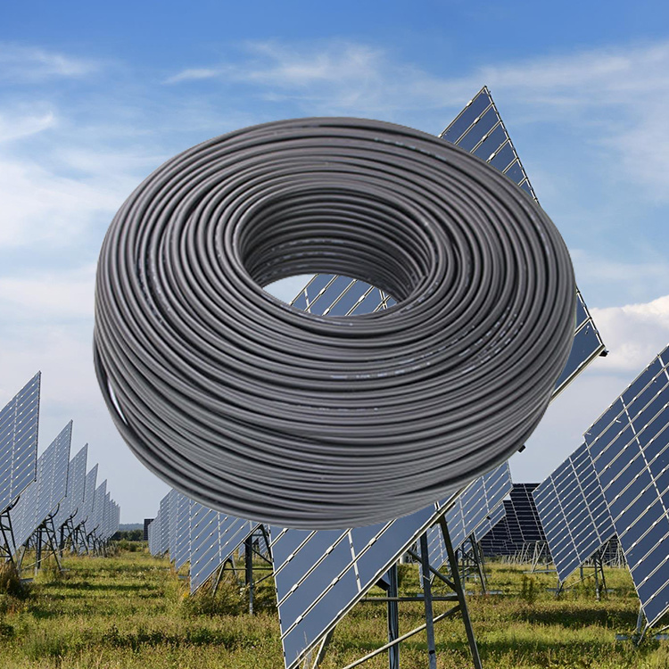 XLPE single insulation Guangdong cable factory Double insulation PV solar wire cable