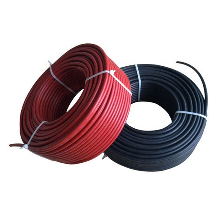 Factory direct sale Guangdong cable manufactory solar panel photovoltaic cable wire for sale