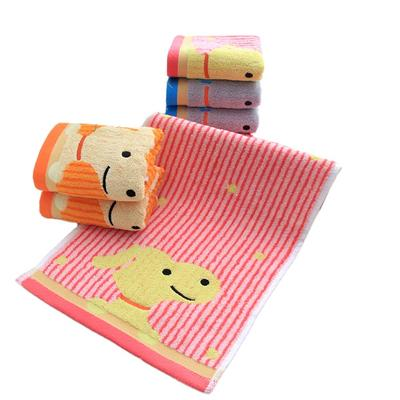Cotton OEM Towel soft jacquard face towel