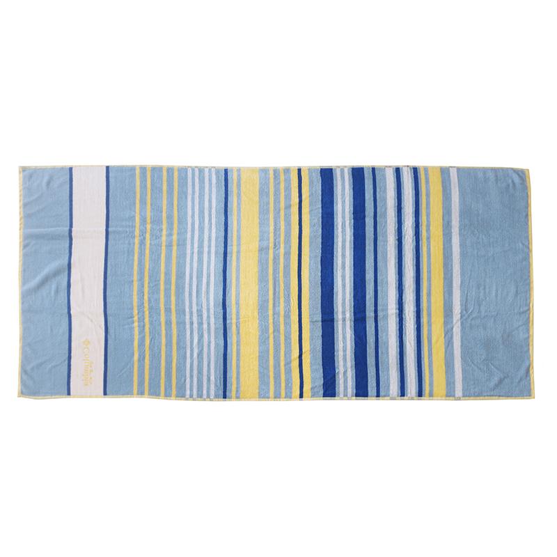 Customized logo cotton jacquard process hygroscopic sweat bath towel large towel