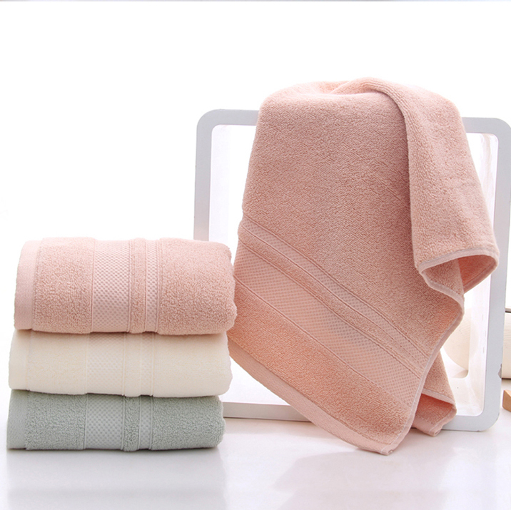 Cotton OEM custom towel soft jacquard face towel